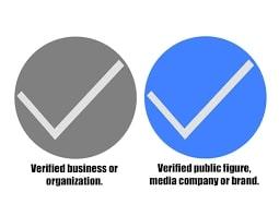 verification badge