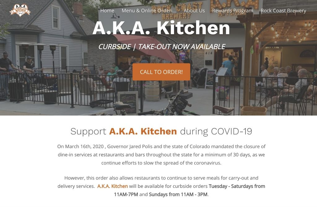 restaurant marketing ideas on covid 19