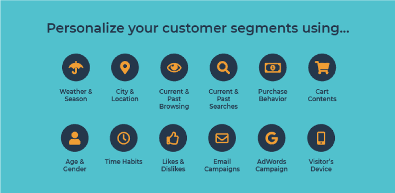 Segment your content strategy